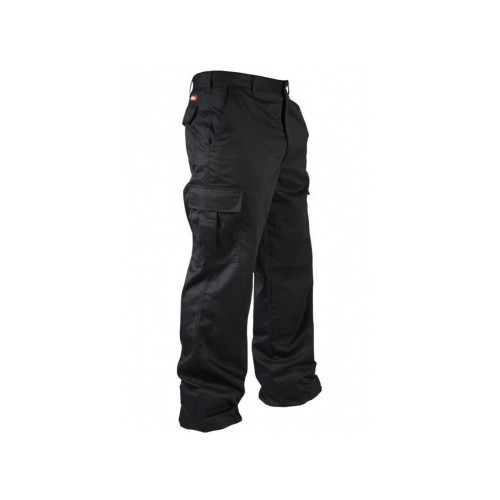 Lee Cooper Work Trousers LCPNT205 Black