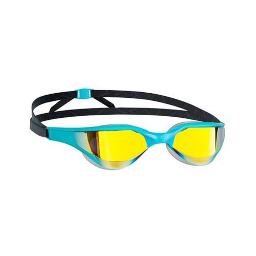 Mad Wave Swimming Goggles RAZOR RAINBOW Azure