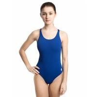 Mad Wave Girls Swimwear Antichlor LADA Blue